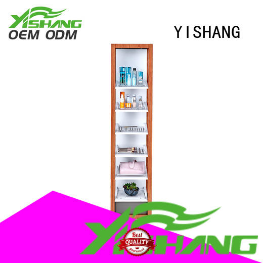 YISHANG makeup display racks for cosmetic stores