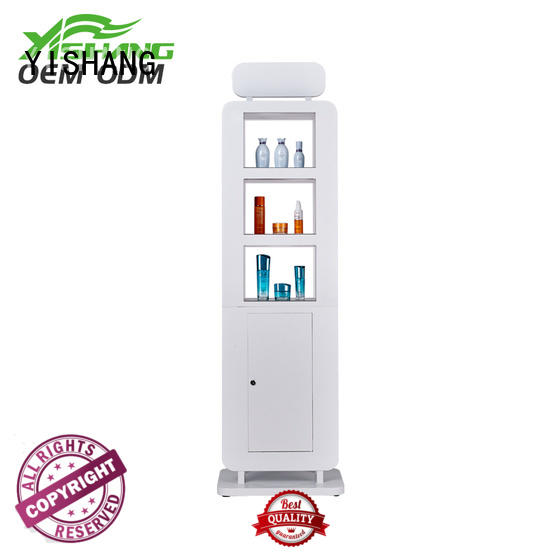 makeup display stand stand ideas makeup stand professional YISHANG Brand