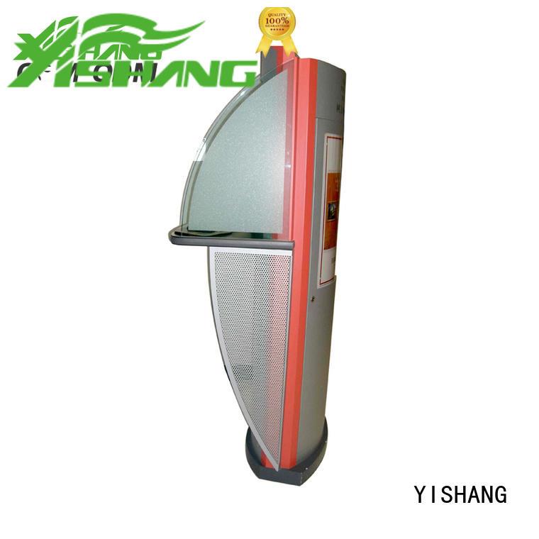 YISHANG 3d metal parts service logos