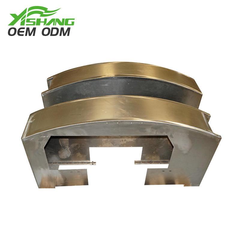 YISHANG -Metal Parts, Custom Sheet Metal Fabrication Companies From China-2