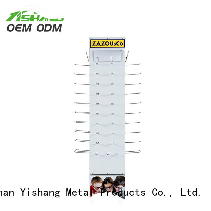 YISHANG sunglasses sunglasses rack manufacturer for shops