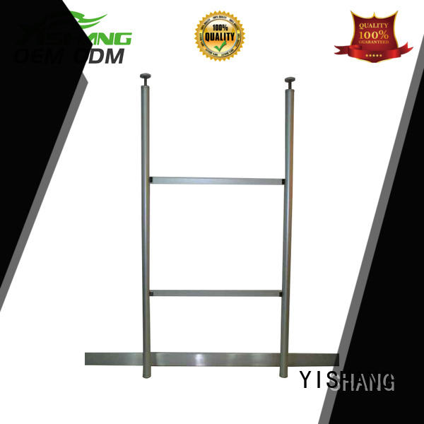 fabrication custom metal frame metal sheet YISHANG Brand