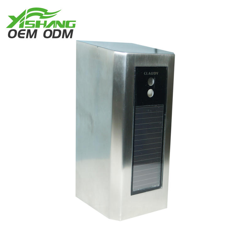 YISHANG -Find Metal Enclosure Custom Polishing Stainless Steel Fabrication Enclosure-1