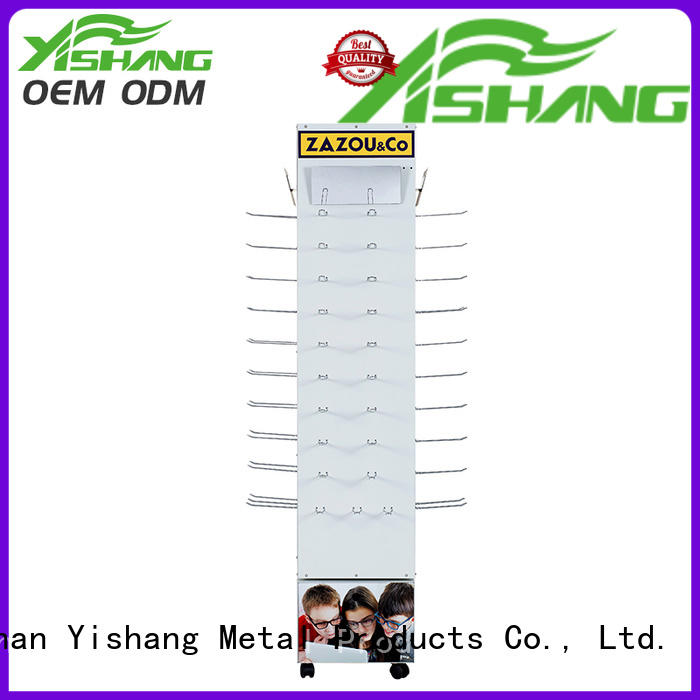 sunglasses rack supplier for stores YISHANG