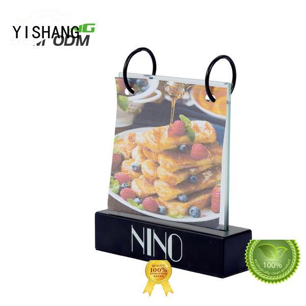 stand sign holder stand online for restaurant