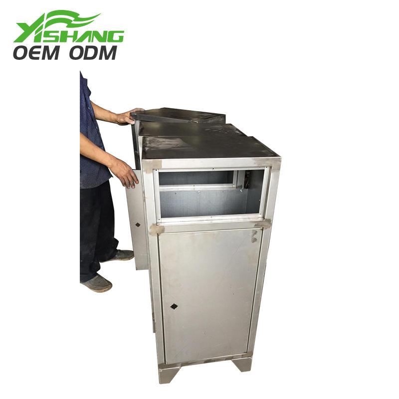 YISHANG -Best Aluminum Enclosure Custom Large Metal Enclosures Box For Elctronics-2