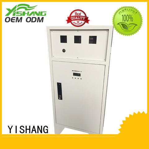 Hot metal enclosure coated YISHANG Brand