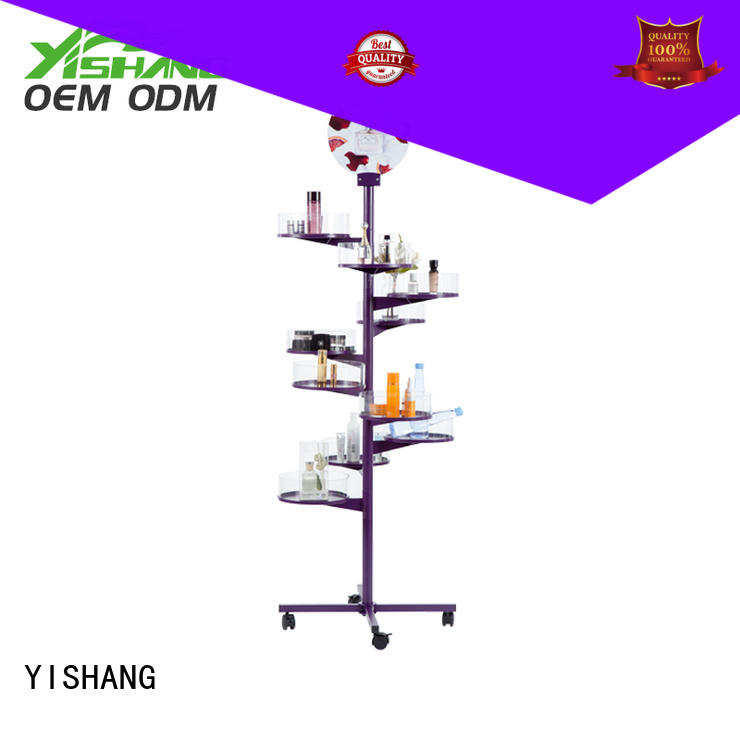 makeup stand for beauty store YISHANG