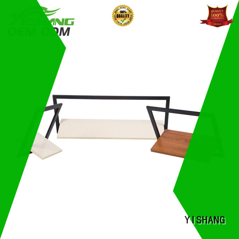shape organizer metal wall organizer YISHANG Brand