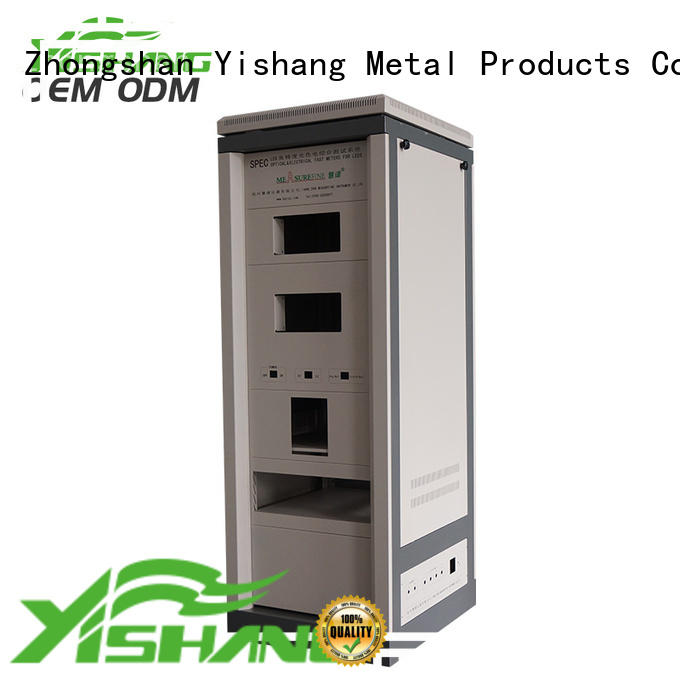 Custom small sheet metal enclosure YISHANG metal