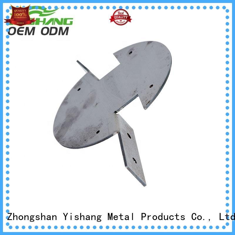 YISHANG Brand frames sheet metal parts manufacture