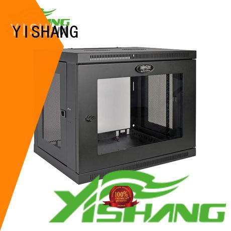 stainless steel enclosure box YISHANG Brand metal enclosure