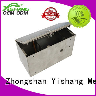 stainless steel enclosure large box metal enclosure powder company