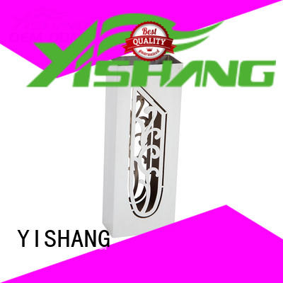 Hot metal custom metal frame gold YISHANG Brand