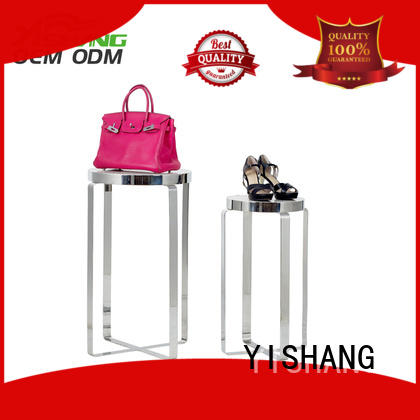 retail shoe display stands for store YISHANG