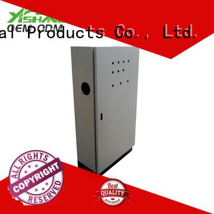 YISHANG Brand enclosure small custom stainless steel enclosure