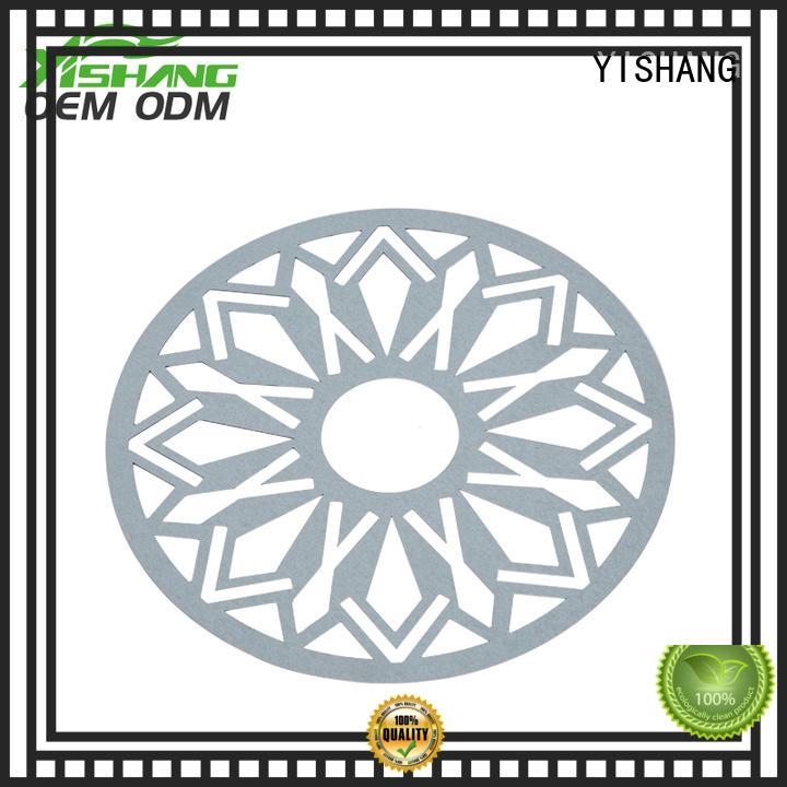 Wholesale steel custom metal frame YISHANG Brand