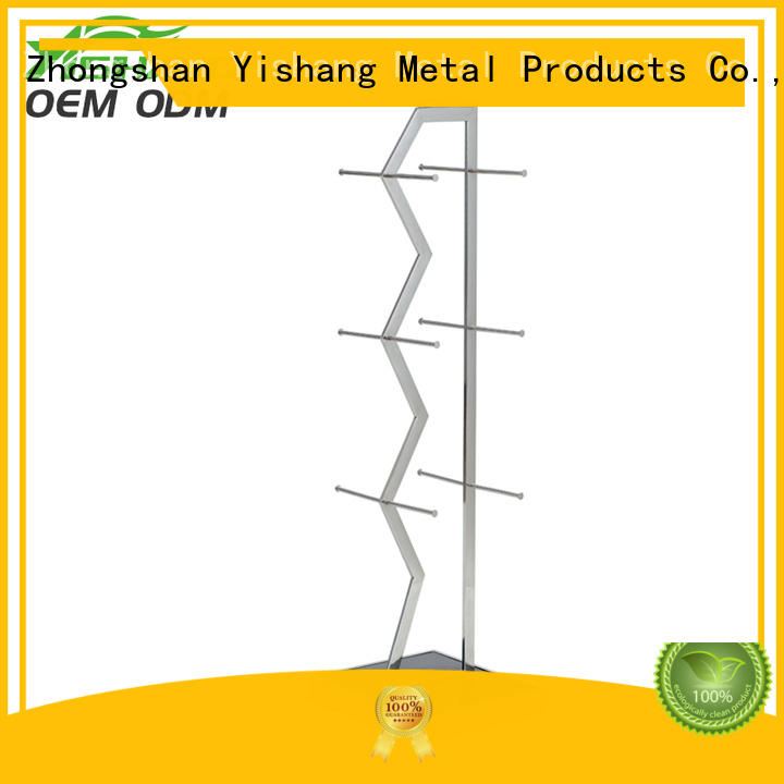 YISHANG metal clothing racks for sale online for shop