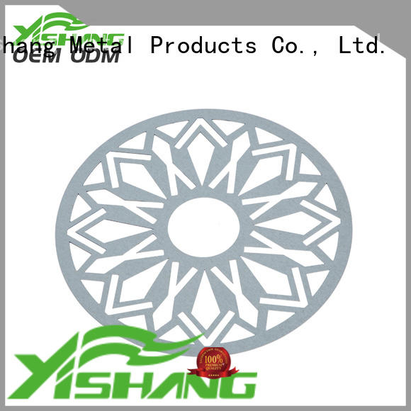 frames welding steel fabrication metal parts YISHANG