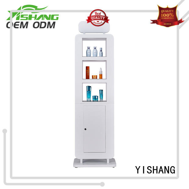 YISHANG makeup shelves rack for supermarket