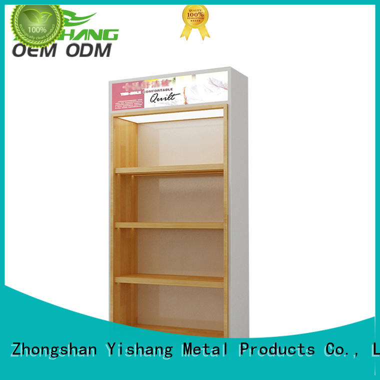 YISHANG control store display oem for shopping mall