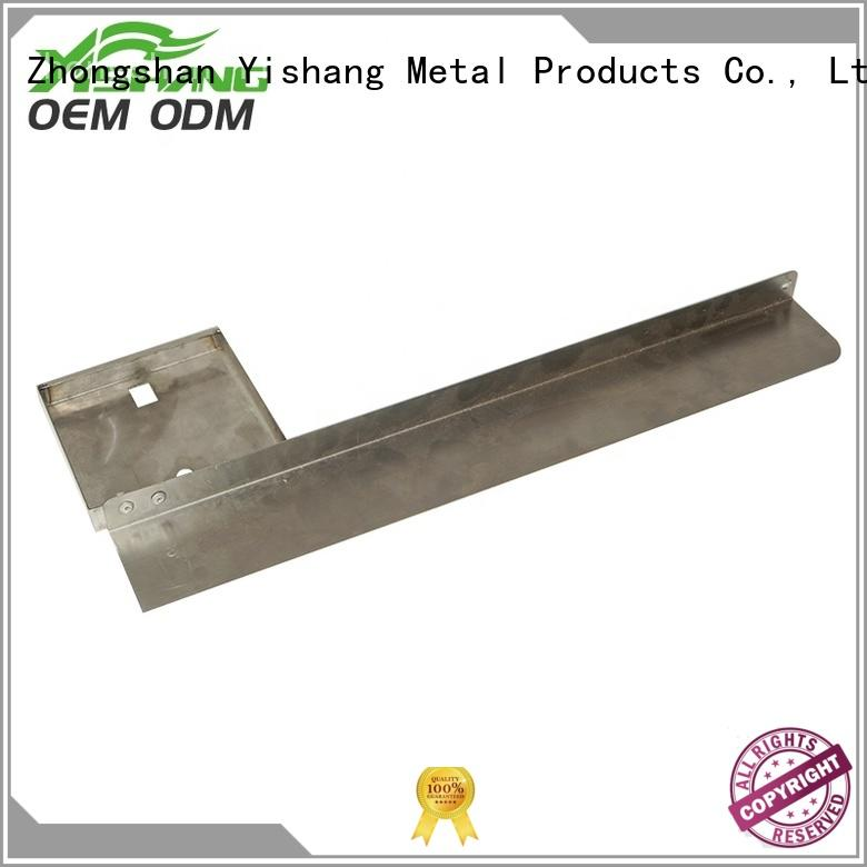 YISHANG Brand welding fabrication frames custom metal frame metal
