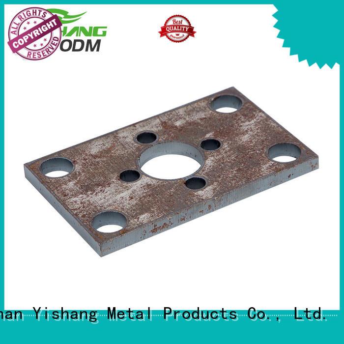 custom metal frame fabrication metal welding YISHANG Brand metal parts