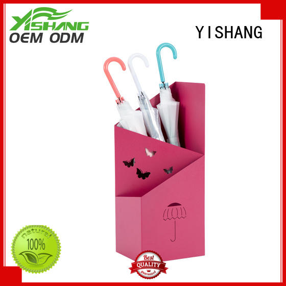 shape home metal wall organizer YISHANG Brand