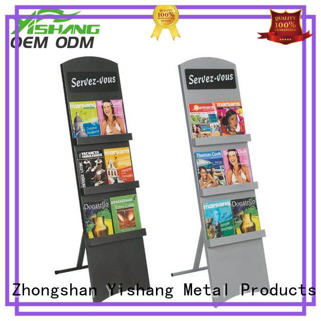 YISHANG book display wall mounted for book store