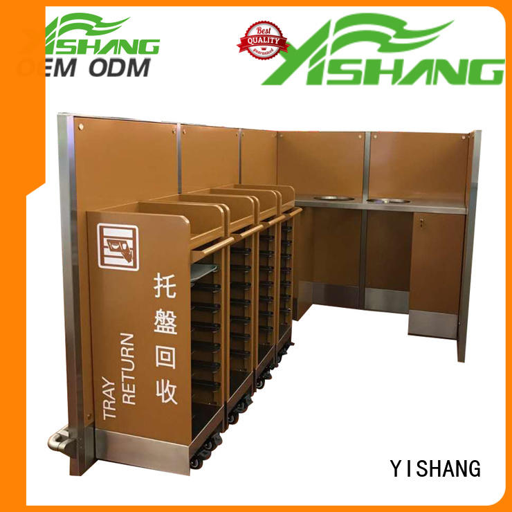 YISHANG tool stainless steel sheet fabrication lock for shopping mall