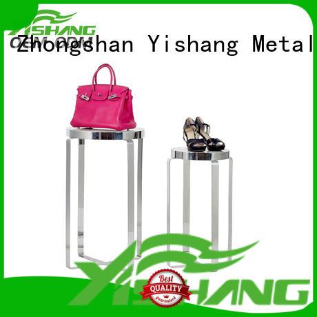 YISHANG handbag shoes display supplier for collection