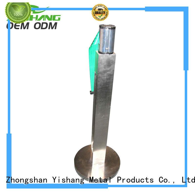 YISHANG Brand sheet metal parts frames factory