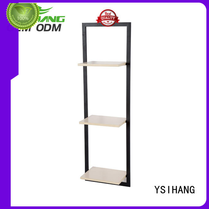 metal wall organizer metal home shape YSIHANG Brand wall-mounted organizer