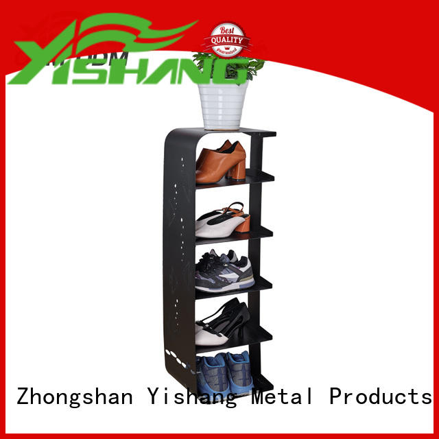 YISHANG standing shoes display superior quality for store