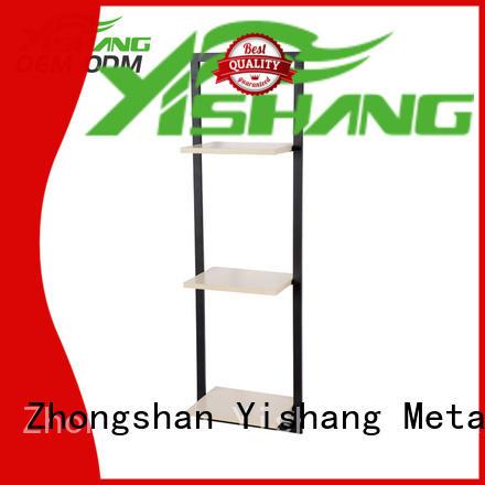 wallmounted storage metal YISHANG Brand metal wall organizer factory
