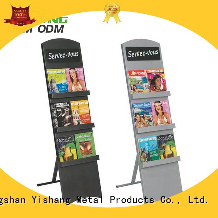 YISHANG book display magizine for sale