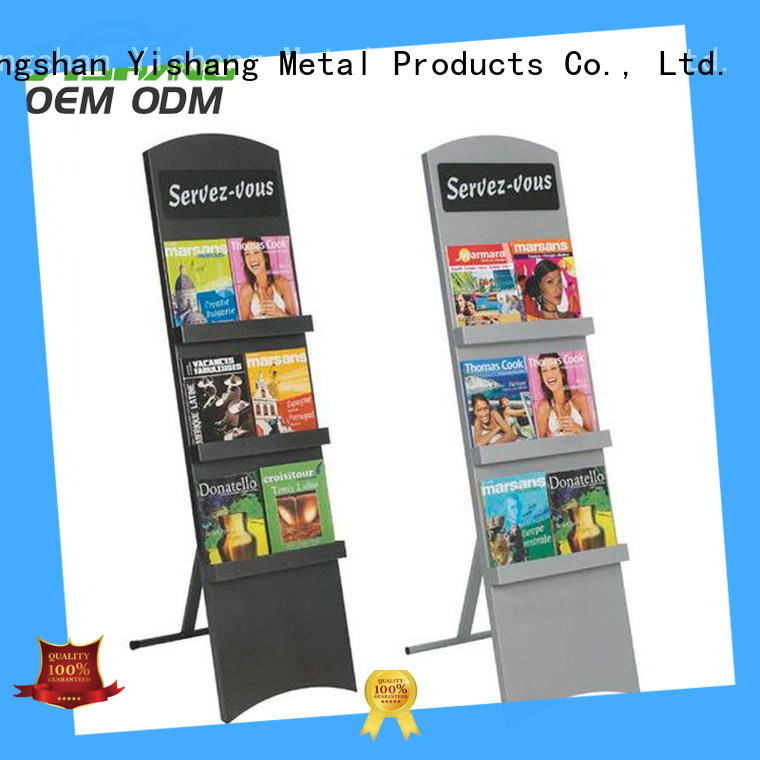 YISHANG book display shelf rack for library
