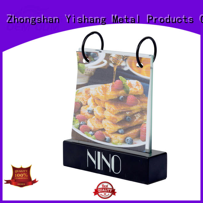 holders sign holder stand customization service for signage companies
