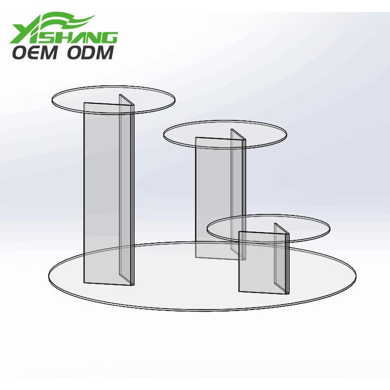 YISHANG -High-quality Shoe Display | Custom Clear Acrylic Shoe Display For Shops-1