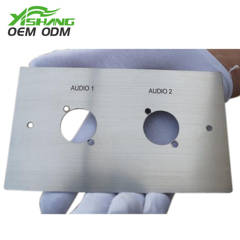 YISHANG -Custom Metal Fabrication Custom Stainless Steel Etching Sheet Plate Supplier-2
