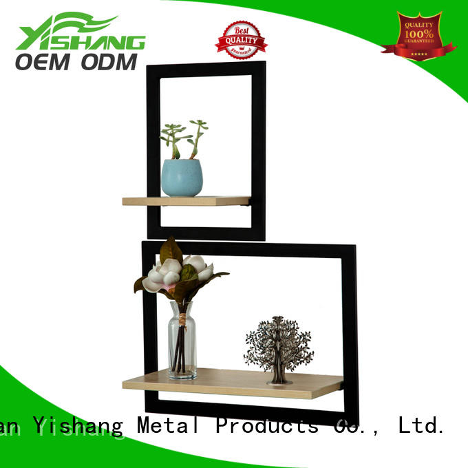 home home storage metal wall organizer YISHANG Brand decor