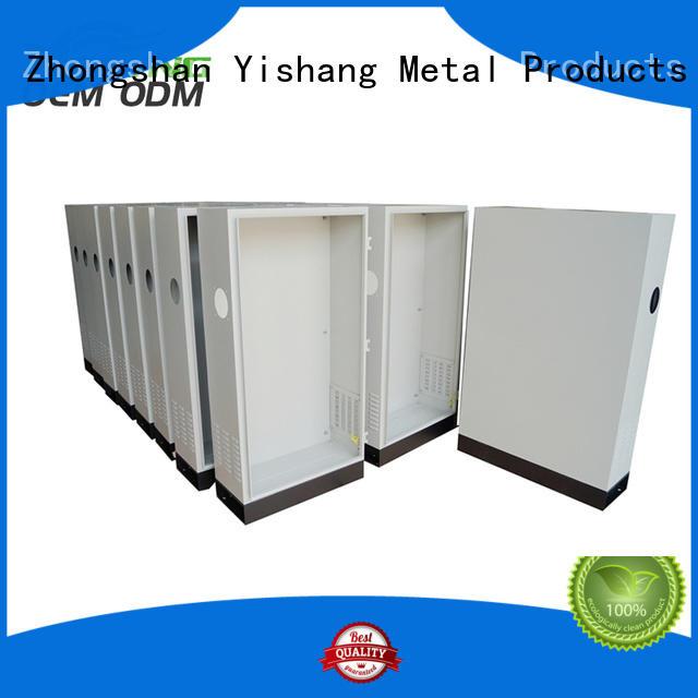 YISHANG Brand enclosure stainless steel enclosure box supplier