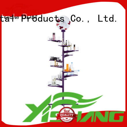 YISHANG makeup stand shelves for cosmetic stores