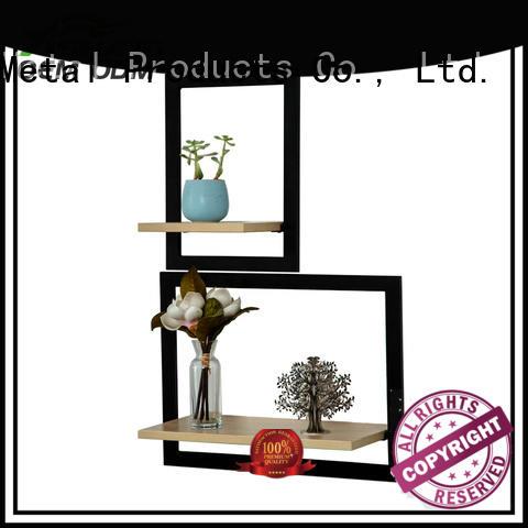 Quality YISHANG Brand metal wall organizer metal