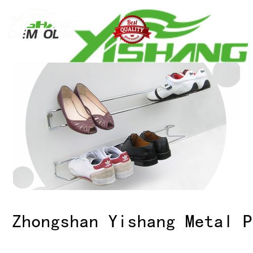 YISHANG metal shoe display manufacturer for store