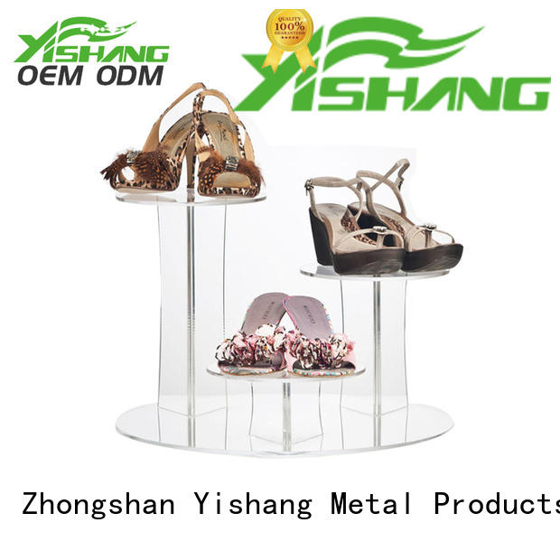 YISHANG space shoe display shelves online for collection