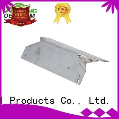 YISHANG sheet metal parts manufacturer powder logo