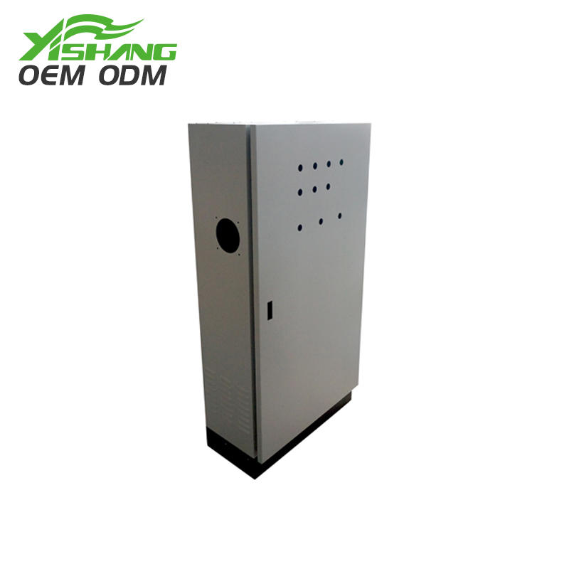 YISHANG -Custom Electronics Sheet Metal Enclosure Housing | Metal Case Factory