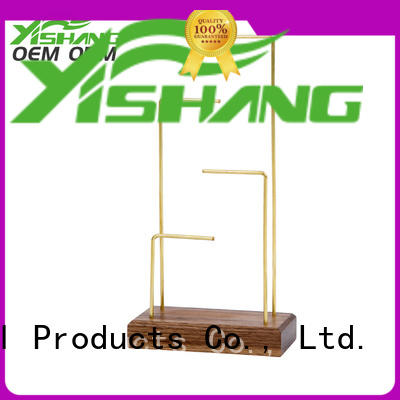 Custom bracelets jewelry display holder YISHANG