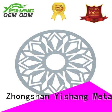 custom metal frame steel sheet frames YISHANG Brand company